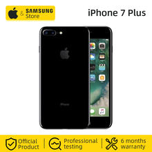 Apple iPhone 7 Plus 3GB RAM 32GB IOS téléphone portable 12.0MP caméra Quad-Core empreinte digitale LTE Smartphone (99% nouveau)(China)