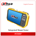 Dahua PFM907 Integrated Mount Tester 7 Inch TFT HD Capacitive Touch Screen 1920*1200 Support WiFi test