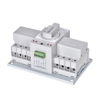 New 110V 50/60HZ 63A 4P CB Level Self Cast Conversion Mini Dual Power Automatic Transfer Switches ATS