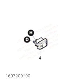 Interruptor para BOSCH GEX125-1AE GSS140A ROS20VS GEX125-1A GSS1400 GSS1400A GSS160-1A GSS140-1A GSS140 GSS20-40 GSS140-1 ROS10 1297
