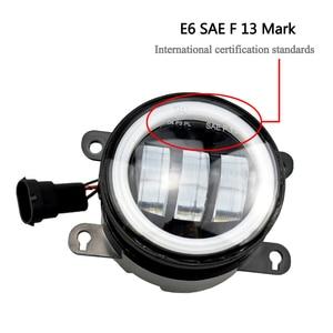 Image 2 - Car LED Fog Light For Ford Ranger 2005 2006 2007 2008 2009 2015 Daytime Running Light 12V For Ford Transit Tourneo 2006 2014
