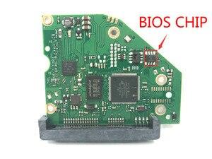 Image 5 - 1 PCS Original free delivery 100% test HDD PCB board ST1000DM003 100774000 REV A