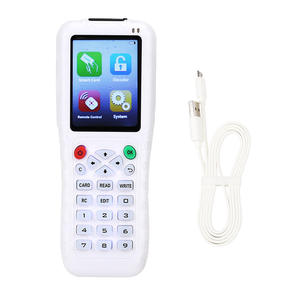 English Version Newest iCopy with Full Decode Function Smart Card Key Machine RFID NFC Copier IC ID Reader Writer 3 5 Duplicator