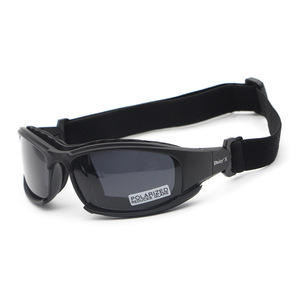 Image 2 - X7 Tactical Polarized Glasses Military Goggles Army Sunglasses with 4 Lens for Hunting Shooting Cycling Motorcycle Glasses