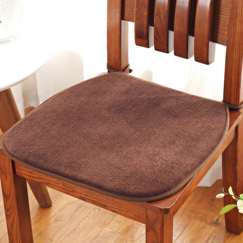 Hoof Shape Chair Seat Cushion Home Decor Seat Cushion With Bind Chair Pad Office Chair Cushion Computer Chair Pad Fart Pad