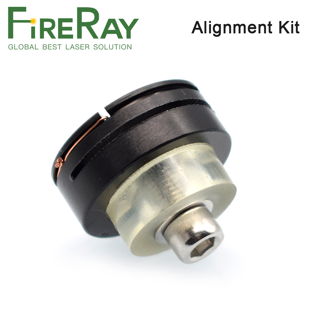 Fireray Laser Path Calibrating Device Light Regulator Alignment Kit For CO2 Laser Cutting Machine To Adjust Collimate Laser