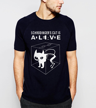 The Big Bang T Shirt Theory Schrodinger Cat Shirt