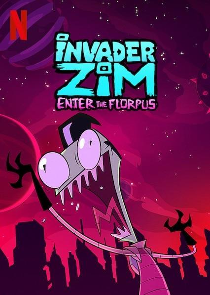 2019 美國《外星入侵者ZIM:魔幻入口》爆笑外星喜劇動畫