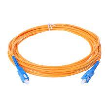 SC/UPC-SC/UPC-SM 3mm Fiber Optic Jumper Cable Single Mode Extension Patch Cord Y98E