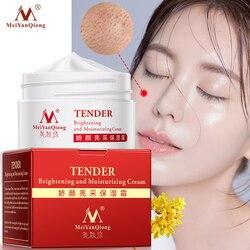 Moisture Cream Cosmetic Skin Care Face Lift Essence Tender Anti-Aging Whitening Wrinkle Removal Face Cream Hyaluronic Acid 35g