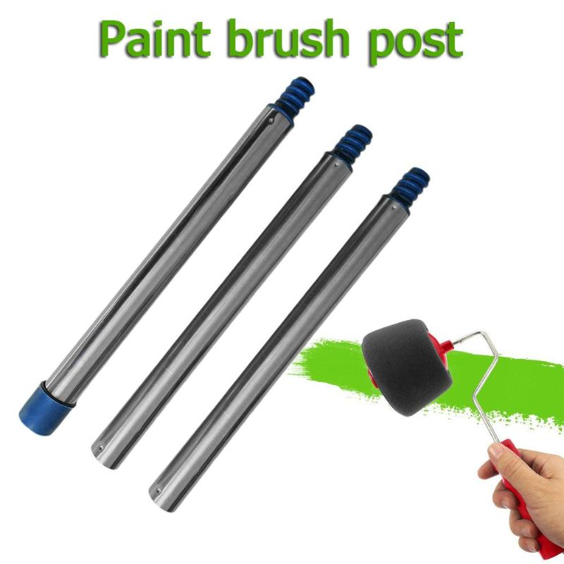 3pcs/Set Alloy Steel Household Painting Cleaning Extended Rods Home Decoration Tools Household Cleaning Extension Tube 2019 New