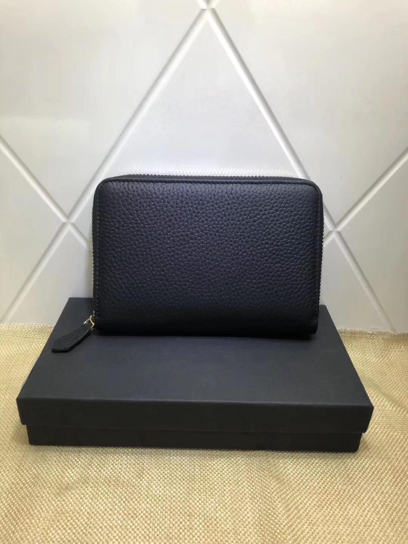 Kafunila Wallet Female Genuine Leather 2019 Famous Brand Luxury Handbags Women Bags Designer For Passport Cover Credit Card Case