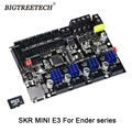 BIQU BIGTREETECH SKR MINI E3 32-битная плата управления интегрированная TMC2209 UART RGB Marlin для Ender 3 Ender 5 Pro 3D части принтера