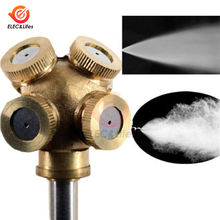 Misting Nozzle M14x1.5 Hose-Connector Atomizing Garden Irrigation Water-Sprinklers-Head