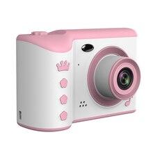 Children Mini Camera 2.8 inch Touch Screen 8MP Dual Lens Digital Camera