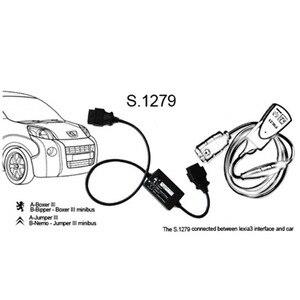 Image 5 - Lexia3 PP2000 Diagbox رقاقة كاملة لتشخيص السيارات ، أداة تشخيص السيارات للسيارات ، البرامج الثابتة Lexia 3 921815C V48/V25 V7.83 ، لسيتروين