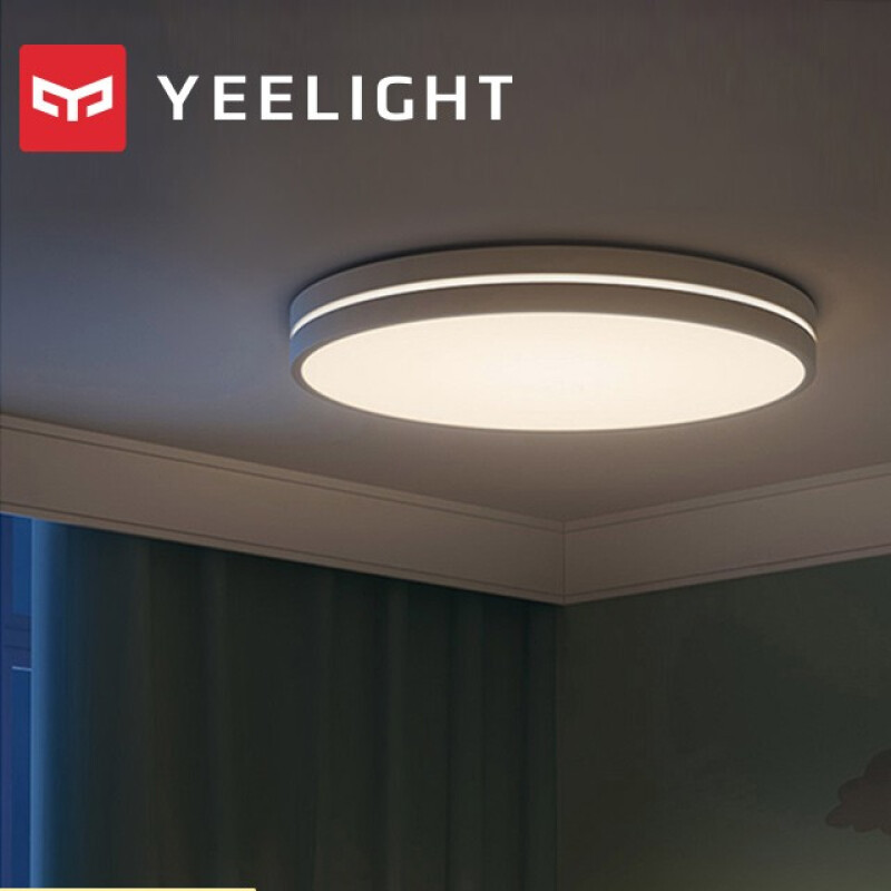 Xiaomi Mijia Yeelight AC220 24W 350x68mm Smart LED Ceiling Light APP Control Dimmable Daylight Algorithm YLXD031YL/YLXD032YL