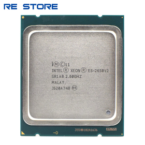 Image 1 - インテルxeon E5 2650 V2 プロセッサ 8 コア 2.6ghz 20 メートル 95 ワットSR1A8 cpu