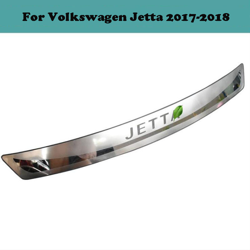 For VW Jetta 2013-2015 Rear Bumper Reflector Lamp Light Guard Protect Cover Trim
