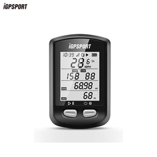Cycling Computer Bike Gps Bluetooth Speedometer Igpsport Igs10 IPX6 Wireless Waterproof