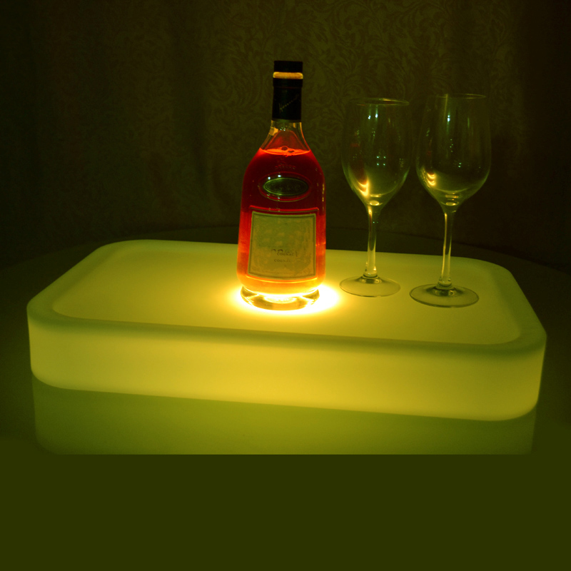 Mobilya'ten Bar Masaları'de SK LF12J (L50.5 * W30 * H7.5cm) Skybesstech LED Bar masası şarj edilebilir su geçirmez LED Bar mobilya masa lambaları ücretsiz kargo 10 adet title=