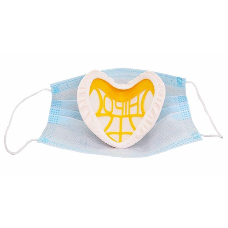 1Pcs Magic Face Mask Breathable Brackets Face Mask Frame Reusable