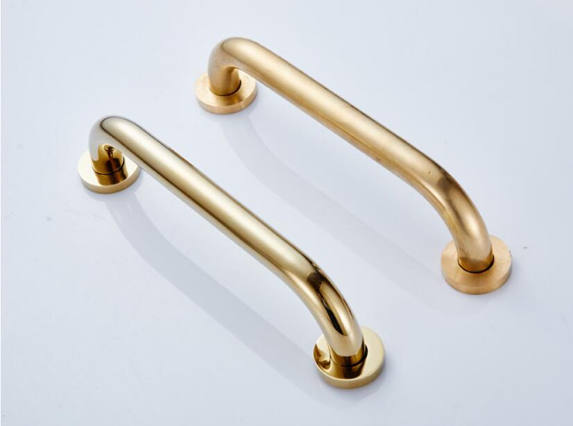H4dda23483d6541e688b0cb4f9501fa20I - Vidric 4 colors Bathroom armrest brass, bathroom handle bathtub armrest handrail Grab Bar Gold Hand bar Safety bar
