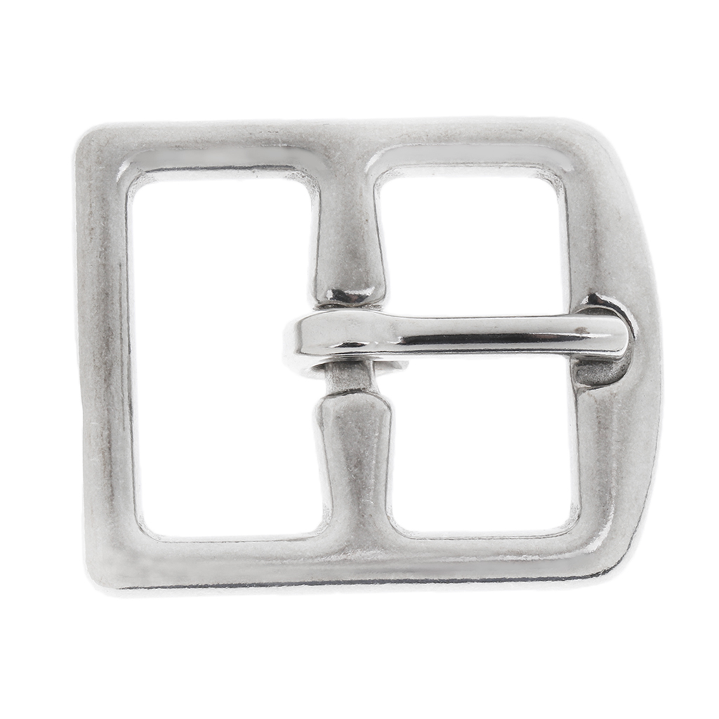 Stainless Steel Equestrian Sports  Belt Webbing Strap Buckle