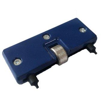 Kit de herramientas de reparación de relojes con cambio de batería y tornillo removedor de caja trasera ajustable 2020