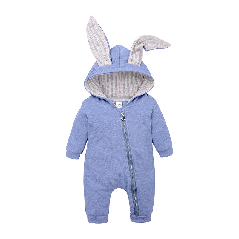 Baby Monitor Cute Baby <font><b>Jacket</b></font> Hooded Coat Rabbit Ears Child Kid Girl Boy Clothing Hooded Child <font><b>Jacket</b></font> Coat Camera image