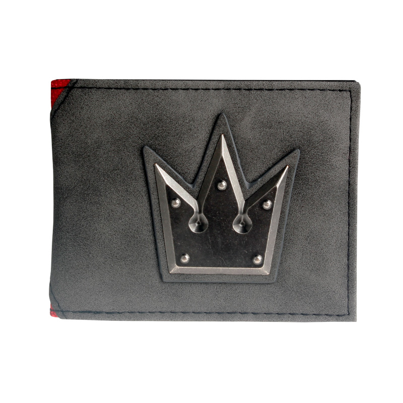 Kingdom Hearts Fashionable High Quality Men's Wallets Designer New Purse Dft3186