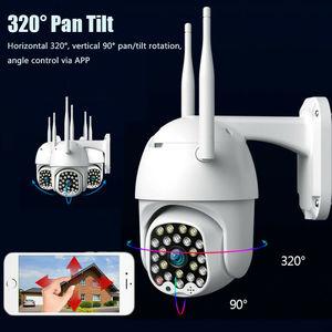 Image 5 - Hot Sale 1080P HD IP CCTV Camera Waterproof Outdoor WiFi PTZ Security Wireless IR Cam