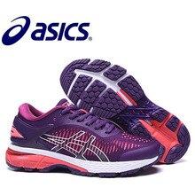 Original Asics Gel-Kayano 25 Sneakers Woman's Shoes Breathable Running Shoes Outdoor Tennis Sneaker Women Asics-Kayano 25 цена в Москве и Питере