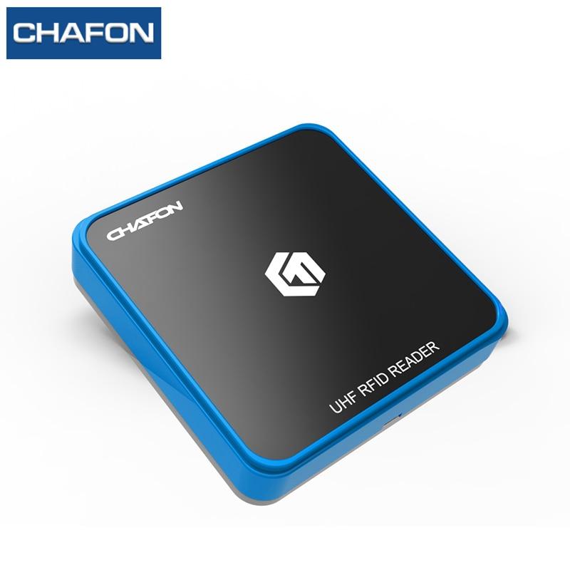 CHAFON Usb Uhf Rfid Reader Emulate Keyboard Plug And Play ISO18000-6B/6C For Access Control System Free Sample Tag