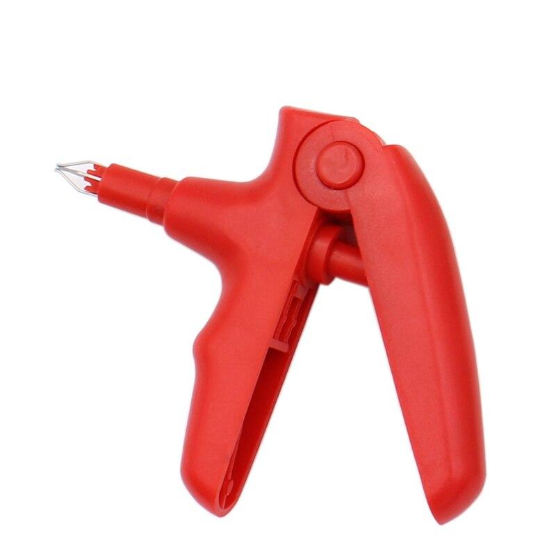 1 шт. стоматологический ортодонтический лигатурный пистолет стоматологический лабораторный продукт, используемый для лигатурных галстуко...