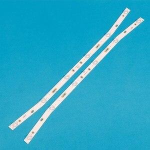 Image 1 - Retroiluminación LED 100%, 2 uds., 595mm, 6 lámparas para CBE 01 de 32 pulgadas E365061 MS L1084 V1