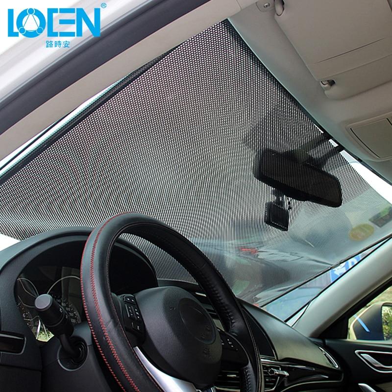 LALEO Parasol Coche Delantero Tama/ño Grande Flexible y Apto para Todos Coches SUV o Furgonetas