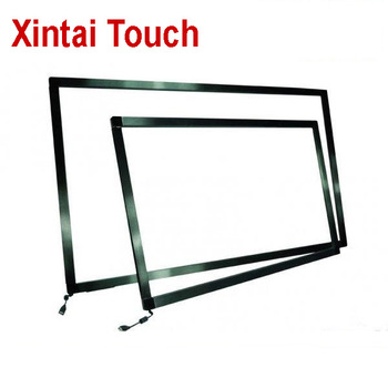 """Free Shipping 98"""" inch multi IR Touch Screen Panel 10 touch points Infrared Touch Screen Frame Overlay with High Resolution"""