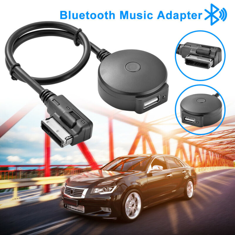 Car Audio Bluetooth Music Adapter 5V USB Wireless AMI MDI MMI System AUX Bluetooth Adapter Replacement For Mercedes-Benz MA 2008