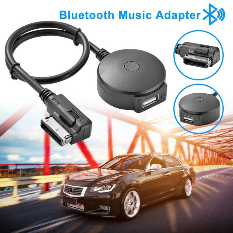 Voiture Audio Bluetooth musique adaptateur 5V USB sans fil AMI MDI MMI système AUX Bluetooth adaptateur remplacement pour mercedes-benz MA 2008