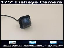 175 Degree 1080P Fisheye Lens Reverse Camera Parking  Car Rear view Camera For Toyota Alphard Vellfire 2007 - 2015 Car Camera 175 degree 1080p fisheye lens reverse camera parking car rear view camera for toyota alphard vellfire 2007 2015 car camera