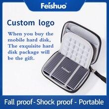 Внешний жесткий диск с индивидуальной настройкой, 320 ГБ, 500 Гб, USB 750, жесткий диск 1 ТБ, ГБ, портативный внешний жесткий диск HD с индивидуальным логотипом