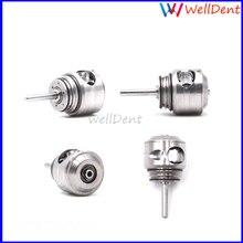 4pc Dental Handpiece Turbine rotor cartridge for NSK PANA-MAX S-Max M600L PLUS SX-SU03 Dynal LED Standard head