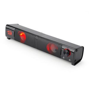 Image 3 - Redragon GS550 Orpheus Pc Gaming Speakers, 2.0 Kanaals Stereo Desktop Computer Sound Bar Met Compact Wendbaar Size