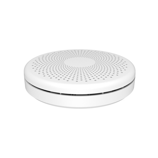 Tuya WIFI Carbon Monoxide Smoke Detector CO Gas Fire Alarm 2 in 1 Sensor Home Security Protection Battery Not Included 3