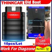 Thinkdiag – lecteur de Code OBD2, 10 pièces/lot, puce système complet PK Easydiag AP200
