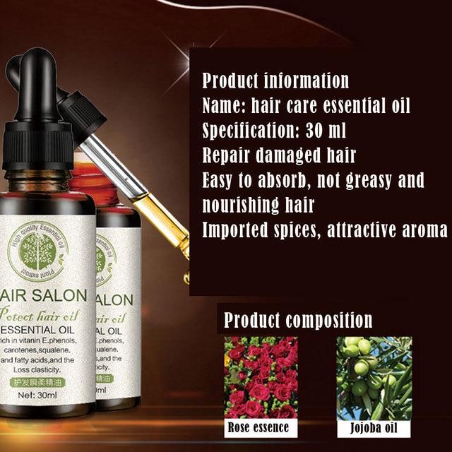 Powerful Hair Growth Essence Hair Repair Treatment Liquid Regrowth Essential Oil Serum Preventing Hair Loss Fast Restoratio 3
