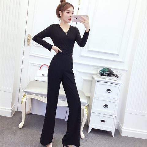 Women New arrival Clubwear Slim  High Waist  Bodycon Party Office Lady Jumpsuits Rompers Islamabad