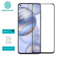 Für Huawei Honor 30 Glas NILLKIN XD CP + MAX Volle Abdeckung Aus Gehärtetem Glas Für Huawei Honor 30 Anti zerkratzt Screen Protector