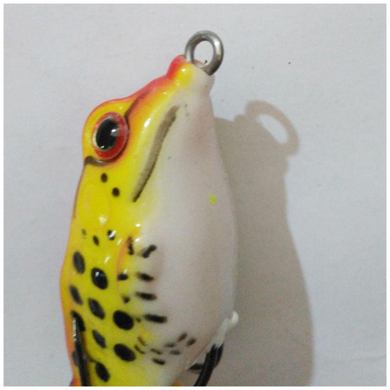 Купить с кэшбэком Silica gel fish koe of 6.5 g 6.5 cm, color: red / yellow